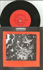 SEBADOH & AZALIA SNAIL toledo / St. Nowhere w/ 5 UNRELEASED TRX 7 INCH Vinyl