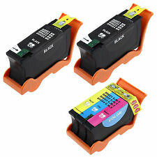 3 PK Series 21 Compatible Ink for Dell P513w P713w V313 V313w V515w V715w