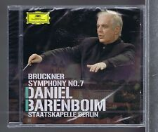 BARENBOIM CD NEW BRUCKNER SYMPHONY No.7