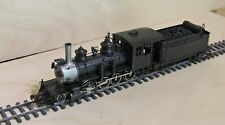 PFM D&RGW C-16 2-8-0 Brass Steam Locomotive.  DCC, sound.