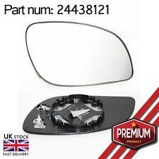 Térmico Espejo retrovisor lado derecho +Base Para Opel OPEL VECTRA C Signum