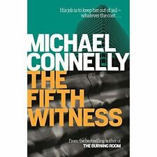 The Fifth Witness (Harry Bosch Series), By Connelly, Michael,in Used but Accepta