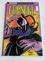 Grendel #3 December 1986 Comico Comics Matt Wagner