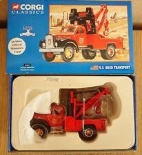Corgi Classics 53601 A.N.D. Service Mack B Wrecker Ltd Ed. No. 0001 of 5000