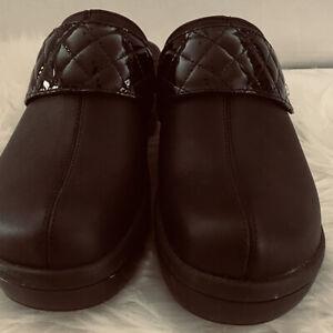 crocs clogs womens 9 Black