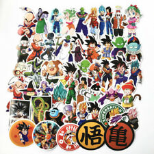 50 Pcs/Lot Anime Dragon Ball Stickers Super Saiyan Goku Stickers For Car Laptop