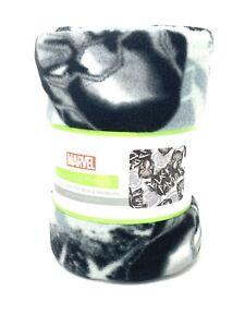 "Licensed Fleece 1.5 yds x 59"" - Black Panther Graffiti - Marvel - NEW"