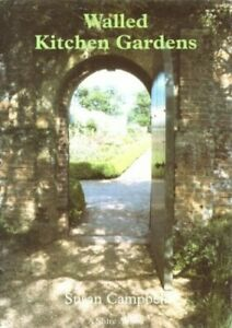 Walled Kitchen Gardens (Shire Album S.) by Campbell, Susan Paperback Book The