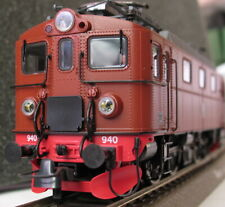 SJ Swedish Railway litt Da 940 E-lok Schwedische Staatsbah DCC digital Sound Neu