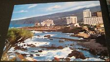 Spain Tenerife Puerto de la Cruz Panoramic View 310 Ro-Foto - used