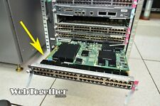 Cisco WS-X6748-GE-TX Catalyst 6500 48-port 10/100/1000 Network Module