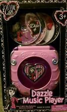 Dazzle Music Player MONSTER HIGH Gothic Girl 4 Discs Childs Toy Pretend