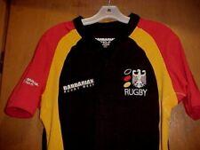 NEW Mens Germany German Deutscher Barbarian Rugby jersey Siz Medium short sleeve