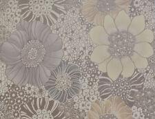York Wallcoverings MI10000 Missoni Home Anemones Wallpaper - Cream/Warm