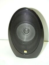 1 x Black Finish KEF KHT 1001.2 HTS-1001.2 Home Cinema Surround Sound Speaker