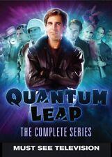 Quantum Leap The Complete Series New Sealed Dvd Seasons 1 - 5 Season 1 2 3 4 5