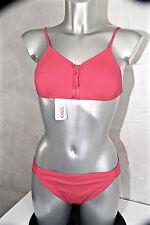bikini maillot de bain glossy ERES spirale/cavale T 44 fr 12 us NEUF valeur 320€