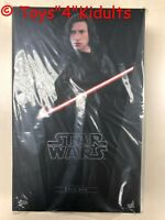 Hot Toys MMS 438 Star Wars The Last Jedi Kylo Ren Adam Driver 1/6 Figure NEW