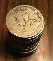 21 CANADA SILVER 25 CENTS COIN - Silver invest - All coins Dateless - 21 coins