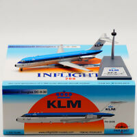 INFLIGHT 1:200 KLM Royal Dutch McDonnell DC-9-30 Diecast Aircarft Models PH-DOB