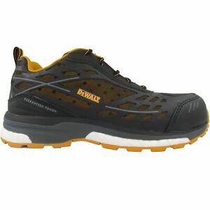 DeWALT Men's Smithfield Aluminum Safety Toe Work Shoes DXWP10028 Black/Yellow