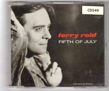 (HQ909) Terry Reid, Fifth Of July - 1991 CD