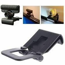 Adjustable Mount Bracket Stand Clips Move Controller Eye Camera Holder for PS3