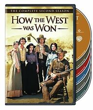 NEW How The West Was Won: Season 2 (DVD)
