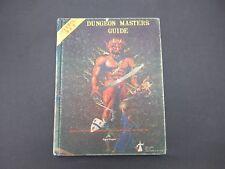 Dungeon Masters Guide primera impresión AD&D Gary Gygax Calabozos y Dragones TSR