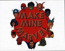 MAKE MINE MARVEL Pin Up Poster Conan DD Dr Doom Vision