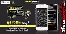 KTM 1290 Super Adventure Healtech F2F QuickShifter Easy Fit smart phone set up.
