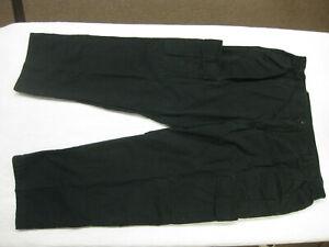 Men's Propper Tactical Cargo Pants Size 44/30 Black EMS Police