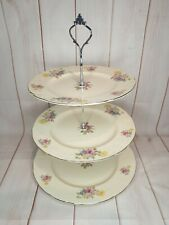 Alfred Meakin 3 Tiered Cake Stand