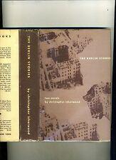 THE BERLIN STORIES-MR NORRIS/GOODBYE BERLIN-ISHERWOOD-1ST US ED 1945-HB/DJ RARE