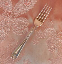 RODD  ACANTHUS  Silver PLATE    Single  ENTREE  FORK       VINTAGE