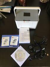 Epson PictureMate 260 Personal Photo Lab Digital Portable Photo Printer & Paper!