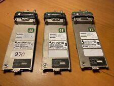 Lot Of 3 Motorola Xts2500 / Uhf 403-470 / Model 3 Iii / Full Keypad -Parts-