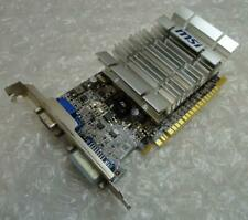 Genuine 512MB Nvidia N210-D512D2H GeForce 210 VGA DVI PCIe Graphics / Video Card