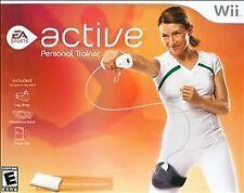 EA Sports Active (Nintendo Wii, 2009)