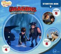 DRAGONS-DIE REITER VON BERK - (2)STARTER-BOX 3 CD NEW
