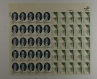 US SCOTT 1732 - 33 PANE OF 50 CAPT. JAMES COOK STAMPS 13 CENT FACE  MNH