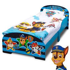 PAW PATROL BETT 140 x 70 cm | Kinderbett für Jungen und Mädchen ab 2 Jahren
