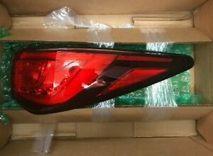 NEW OEM INFINITI Passenger Right Side Tail Light 265509NC0A 2016 - 2021 QX60