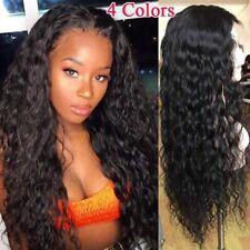 Women's Fashion Long Wavy Curly Wigs Brazilian Hair Full Wig Natural Wig Cosplay