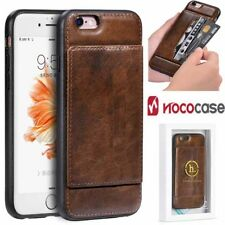 Hoco Platinum Series 2 Genuine Leather Back Case Cover Apple iPhone 6 6s - Brown