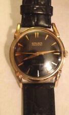 Vintage Gruen Precision Auto Wind Bumper 17 Jewel Men's Watch