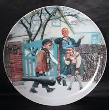 The Road to Virtuosity Collector Plate by Kurt Ard Moments of Truth Series