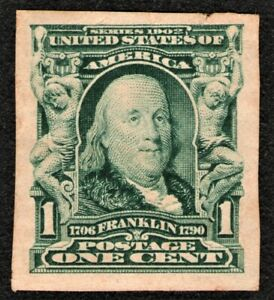 BNS - Stamp For Sale - US # 314 Mint