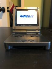 Nintendo Game Boy Advance GBA SP Graphite System AGS 101 Console Only Ships Free