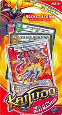 Kaijudo Rise of the Duel Masters Rocket Storm 40-Card Deck BRAND NEW!